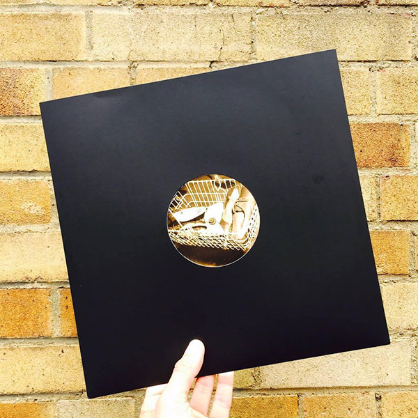 Regular Customer debuts his first full length EP on Little Beat Different.