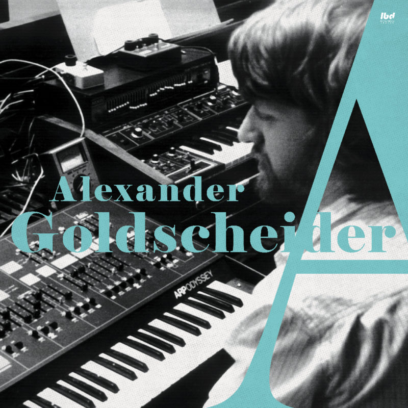 Alexander Goldschider - Lbdissues002 This LP samples Alexander Goldscheider's music produced for records, films, TV and even an art exhibition in the space of 25 years starting from 1975.