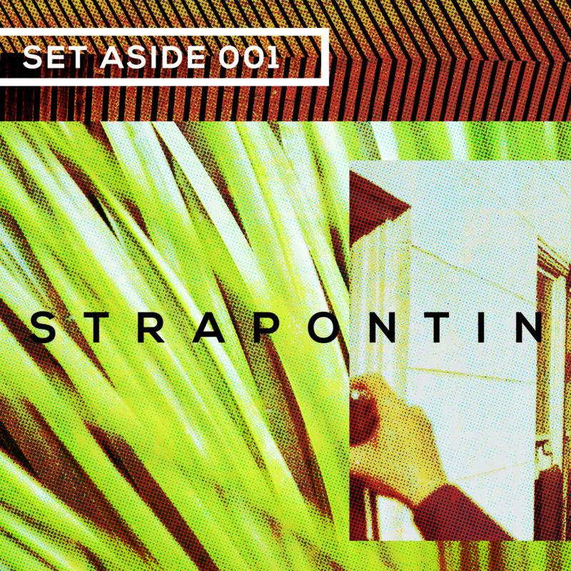 SET ASIDE 01 - Strapontin