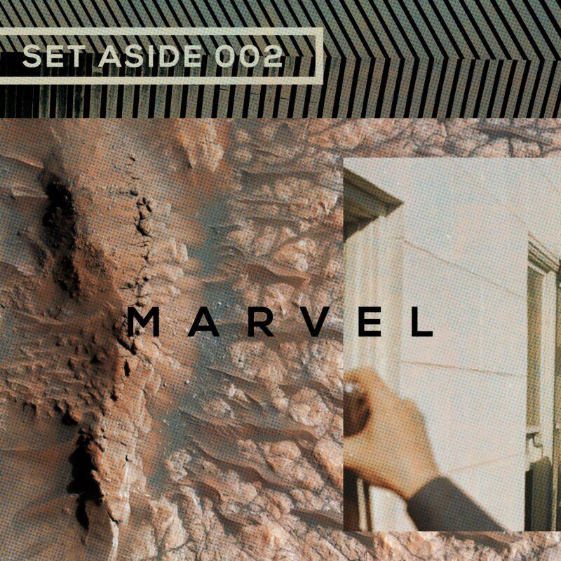 SET ASIDE 02 - Marvel