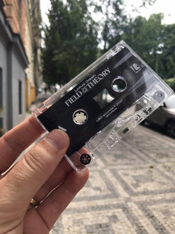Lotus Wash - Field Theory tape