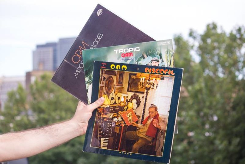 ORM selected records